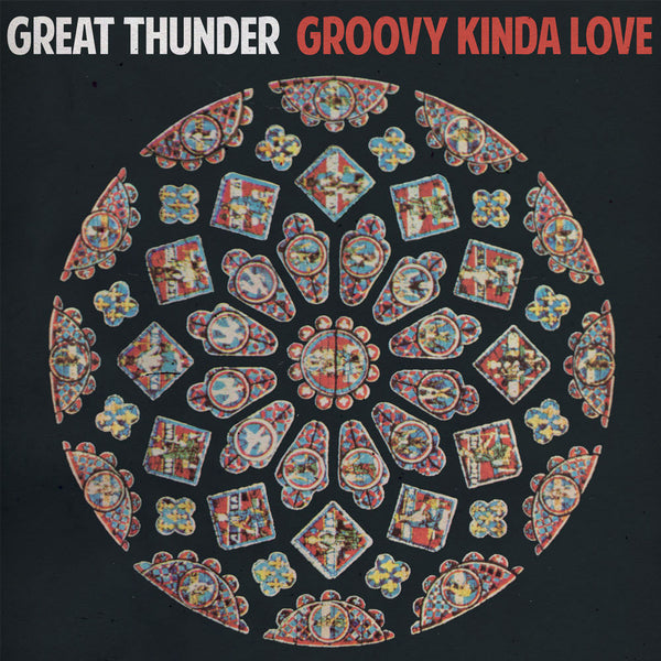 Great Thunder - Groovy Kinda Love dbl lp