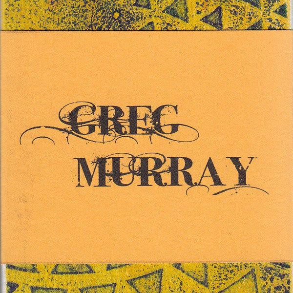 Murray, Greg - Greg Murray cs