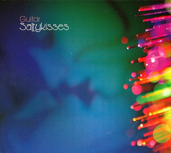 Guitar - Saltykisses cd