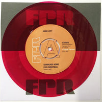 Hard Left - Skinheads Home For Christmas 7""