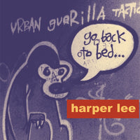 Harper Lee - Go Back To Bed cd