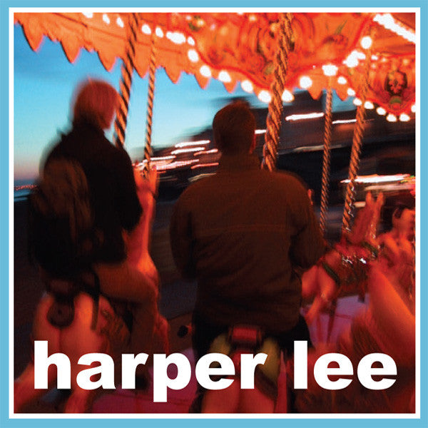 Harper Lee - He Holds A Flame cdep
