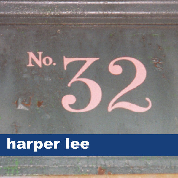 Harper Lee - Train Not Stopping cdep