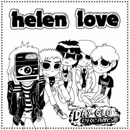 Helen Love - Day-Glo Dreams cd/lp