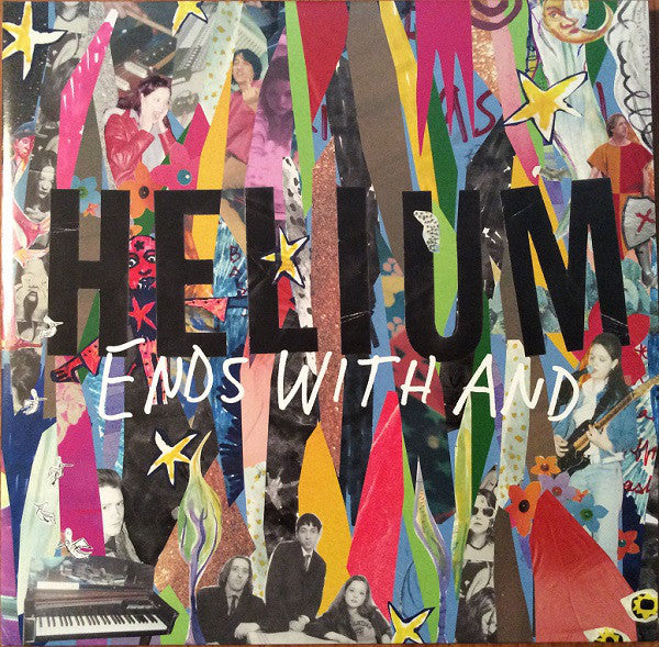 Helium - Ends With And dbl lp