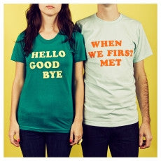 Hello Goodbye - When We First Met 7""
