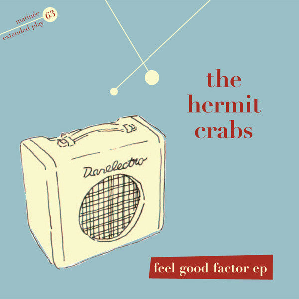 Hermit Crabs - Feel Good Factor cdep