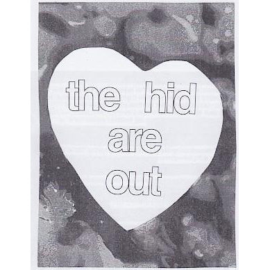 The Hid Are Out - A Tribute To The Breeders zine