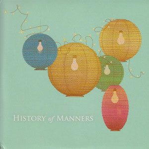 History Of Manners - Spraypaint Sunset 7""
