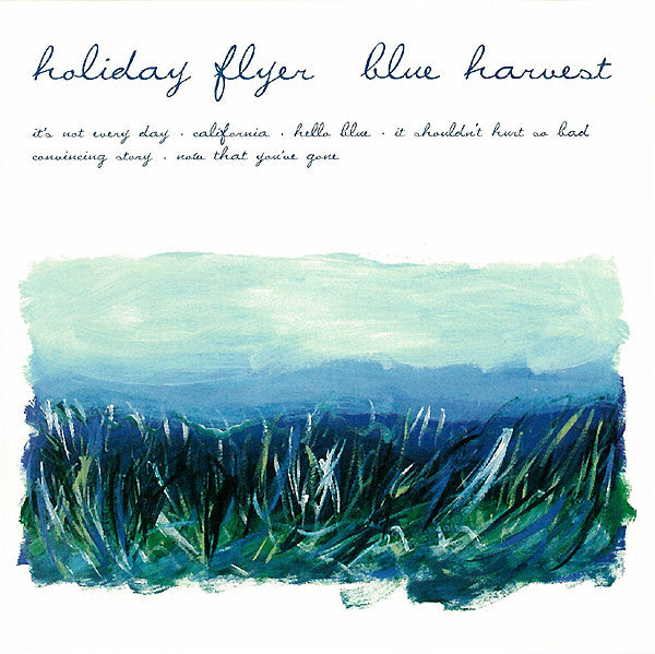 Holiday Flyer - Blue Harvest 10""