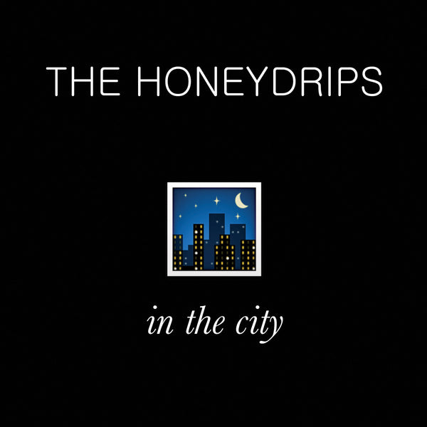 Honeydrips - In The City cd