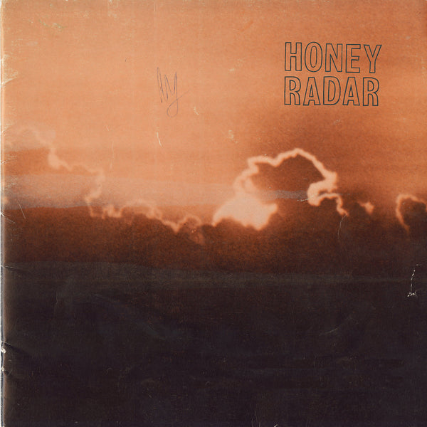 Honey Radar - Ruby Puff Of Dust lp