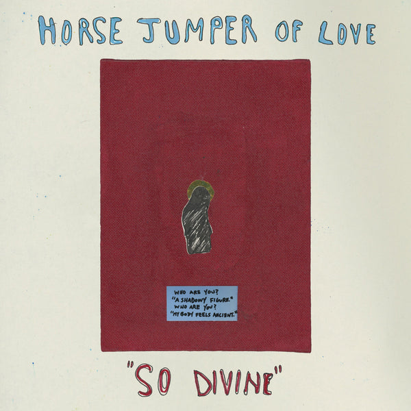 Horse Jumper Of Love - So Divine lp