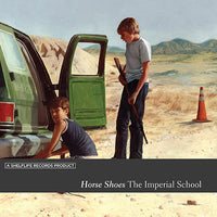 "Horse Shoes - The Imperial School 7"" w/cd"