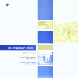 Imaginary Friend - Letters Home 7""