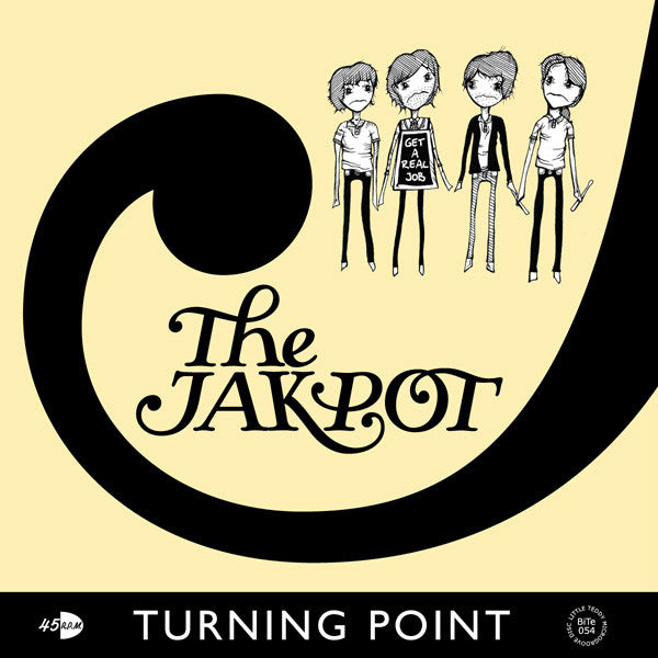 Jakpot - Turning Point cdep/10""