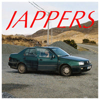Jappers - Lately EP cdep