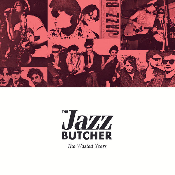 Jazz Butcher - The Wasted Years cd box