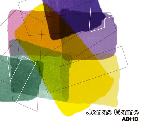Jonas Game - ADHD cd