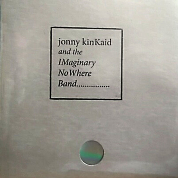Jonny Kinkaid And The Imaginary Nowhere Band - Vampires EP cdep