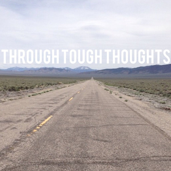 O'Jordan, Jordan - Through Tough Thoughts cs
