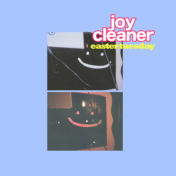 Joy Cleaner - Easter Tuesday EP cs