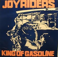 Joyriders - King Of Gasoline EP 12""