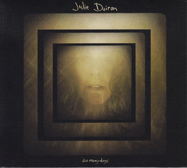 Doiron, Julie - So Many Days cd