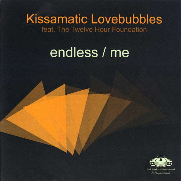Kissamatic Lovebubbles - Endless 7""