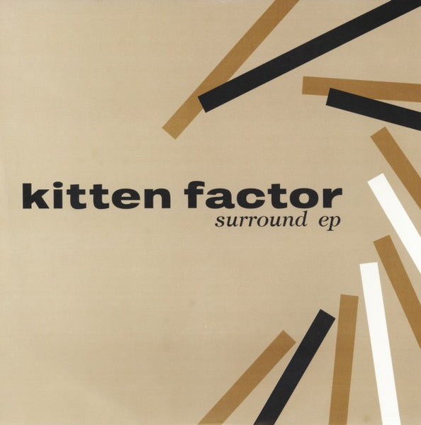 Kitten Factor - Surround EP dbl 7""