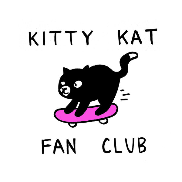 Kitty Kat Fan Club - Kitty Kat Fan Club cd