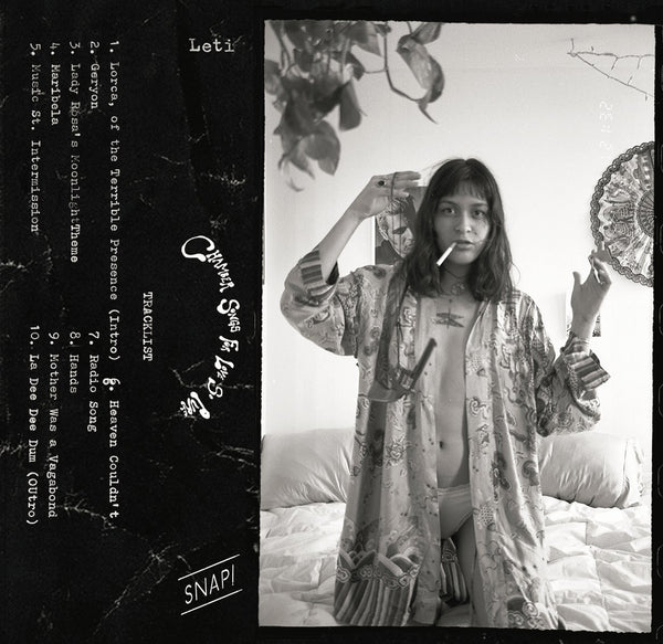 Leti - Chamber Songs For Love So Pure cs w/zine