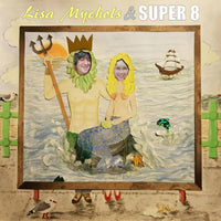 Mychols, Lisa & Super 8 - Lisa Mychols & Super 8 cd