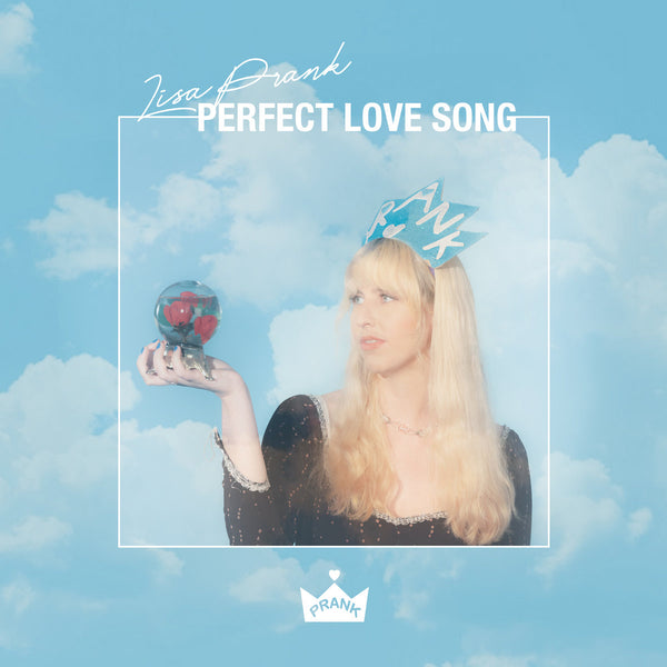 Lisa Prank - Perfect Love Song cd/lp