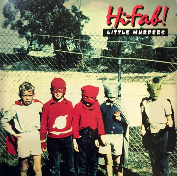 Little Murders - Hi-Fab! cd