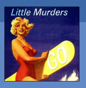 Little Murders - Go cd