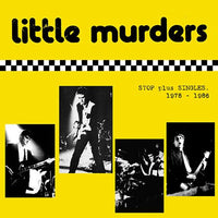 Little Murders - Stop plus Singles 1978-1986 cd