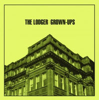 Lodger - Grown-Ups cd
