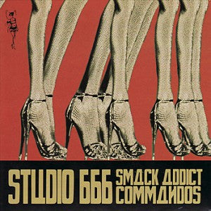 Lolita Storm - Studio 666 Crack Addict Commandos cd