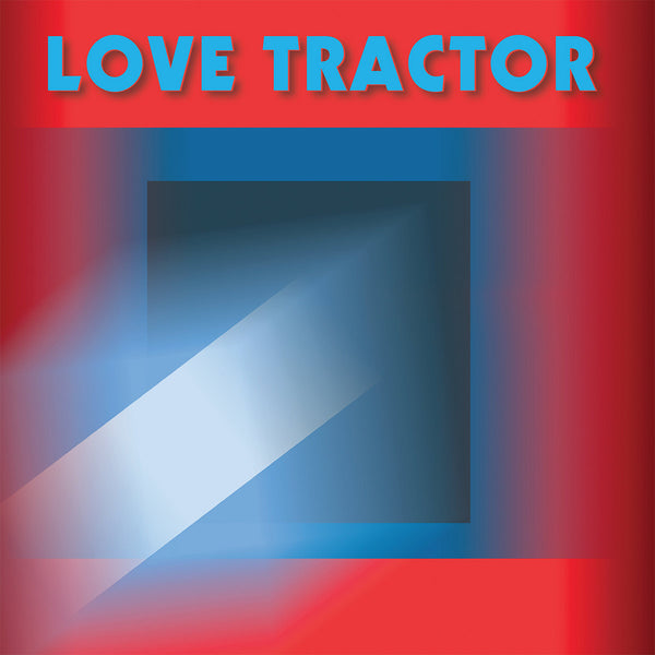Love Tractor - Love Tractor cd/lp