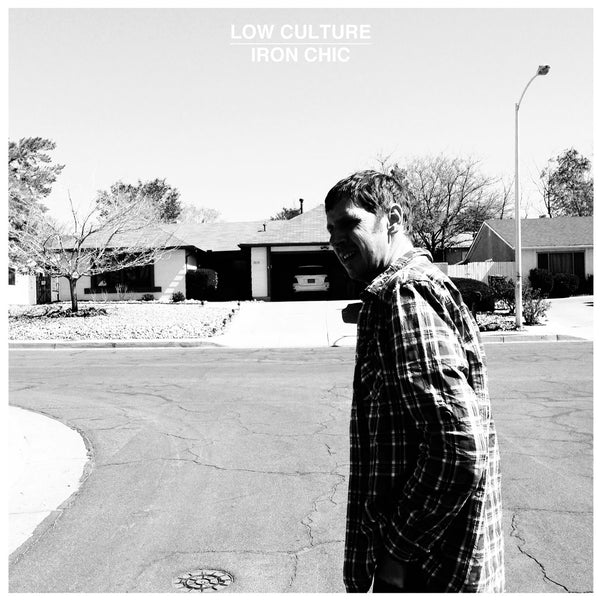 Low Culture / Iron Chic - split 7""