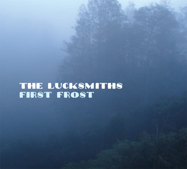 Lucksmiths - First Frost cd