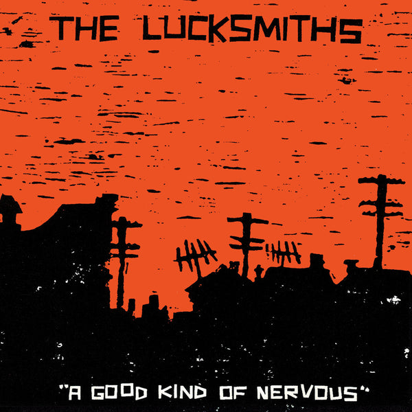 Lucksmiths - A Good Kind Of Nervous lp