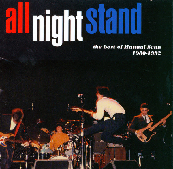 Manual Scan - All Night Stand cd
