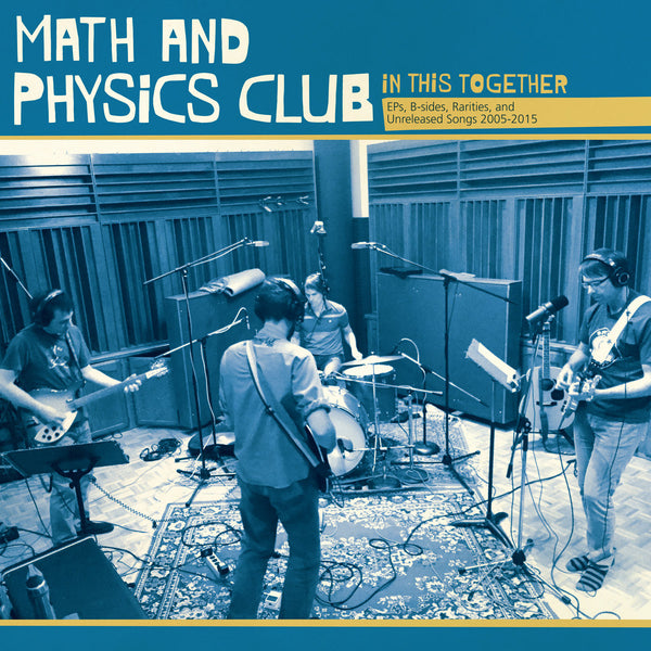 Math And Physics Club - In This Together cd