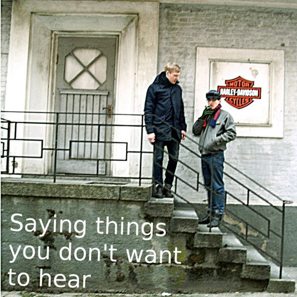 My Darling YOU! - Saying Things You Don't Want To Hear cdep
