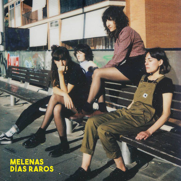 Melenas - Días Raros cd/lp