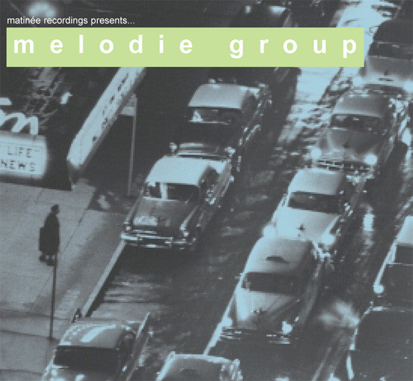 Melodie Group - Seven Songs cd