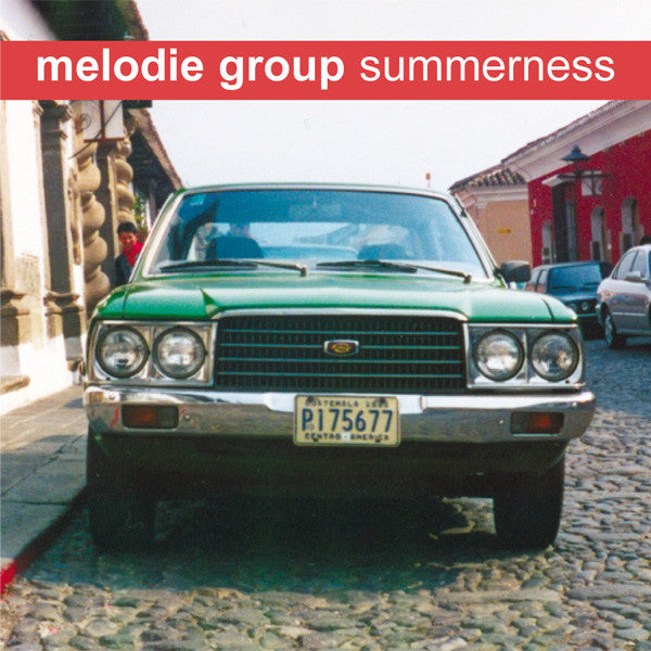 Melodie Group - Summerness 7""