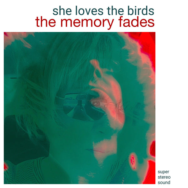 Memory Fades - She Loves The Birds EP cdep